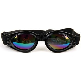 Cool Stylish And Funny cute Pet/Dog Puppy Goggles Sunglasses Waterproof Protection Folding Goggles With 6 Colors