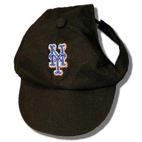 Sporty K9 New York Mets Dog Cap, Medium/Large