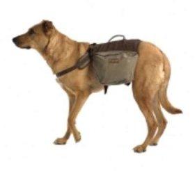 ABO Gear Aussie Naturals Dog Backpack, Medium