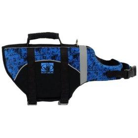 Body Glove Pet Flotation Device, X-Large, Black/Blue