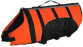 Guardian Gear Aquatic Dog Preserver, Small, 12-Inch, Orange