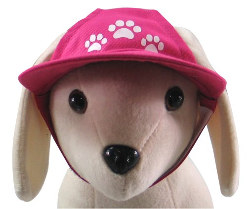 UP Collection The Hot Pink Dog Cap, X-Small/XX-Small