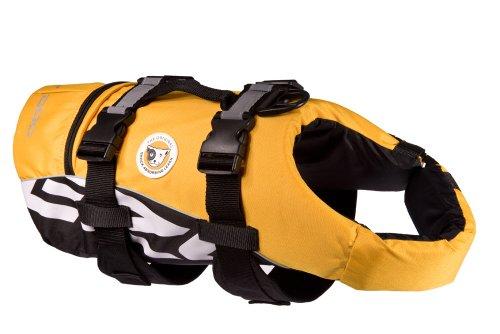 EzyDog Doggy Flotation Device (DFD), Large, Yellow