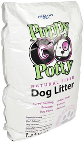 Puppy Go Potty PGP Pro Litter, 1.2 Cubic Feet