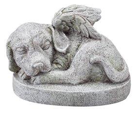 Resin Dog Memorial – Pets