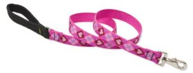 Lupine 1″ Puppy Love 6-Foot Dog Lead