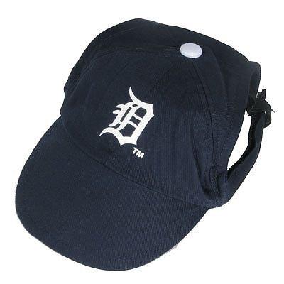 Sporty K9 Detroit Tigers Dog Cap, Medium/Large