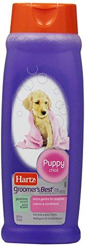 Hartz Groomer's Best Puppy Shampoo, 18 Ounce