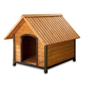 Pet Squeak Arf Frame Dog House, Large