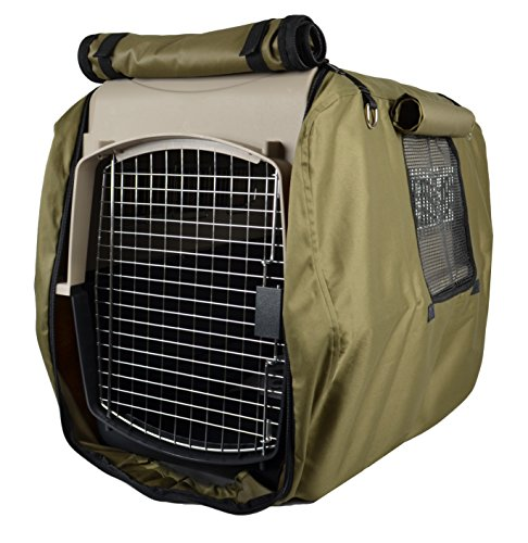 Pet Spaces Adjustable Kennel Cover, Large
