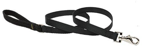 Lupine 3/4″ Black 6-Foot Dog Lead