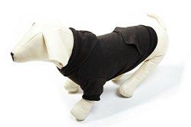 Pet Dog Fleece Coat Sweater Jumpsuit Puppy Cat Hoodie Sweatshirt Clothes Apparel