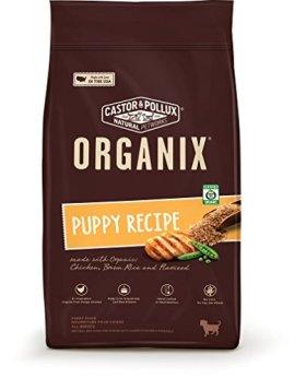 Organix Puppy Recipe Dry Dog Food, 14.5-Pound