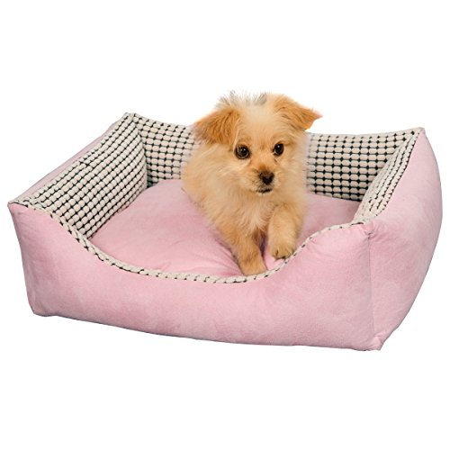 Favorite Modern Removable Ultra Soft Warm Pet Bed Puppy Dog Cat Sleeping Cushion Suits for Daily Use