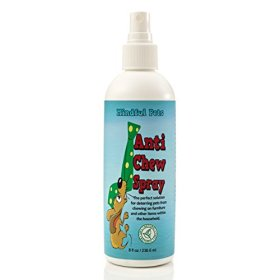 Anti Dog Chew Spray – Stop Dog Chewing Now Naturally – By Mindful Pets, 8oz