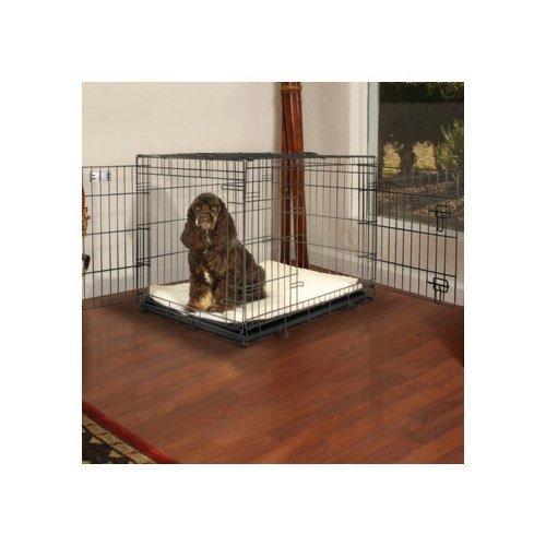 Petco Premium 2-Door Dog Crate, Medium