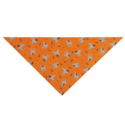 IE Dogs & Bones Dog Bandana Orange
