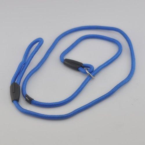 Freedi Nylon Pet Dog Rope Leash Slip Training Leash Lead and Adjustable Pet Collar
