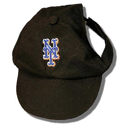 Sporty K9 MLB New York Mets Dog Cap, Small