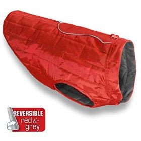Kurgo Chilli Red Outdoor Coat Loft Dog Jacket, X-Large