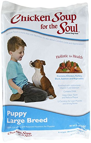 Chicken Soup for the Soul Large Breed Puppy 30lb