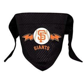 Hunter MFG San Francisco Giants Mesh Dog Bandana, Small