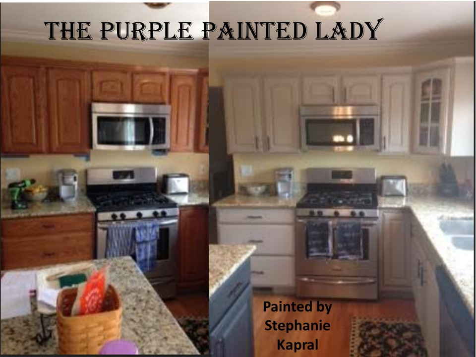 Kitchen Cabinet Q&A From A Customer! The Purple Painted Lady