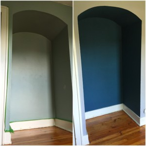 Painting Walls With Chalk Paint  The Purple Painted Lady