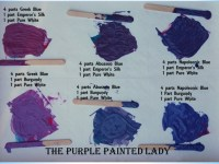What Colors Make Purple Paint - Paint Color Ideas