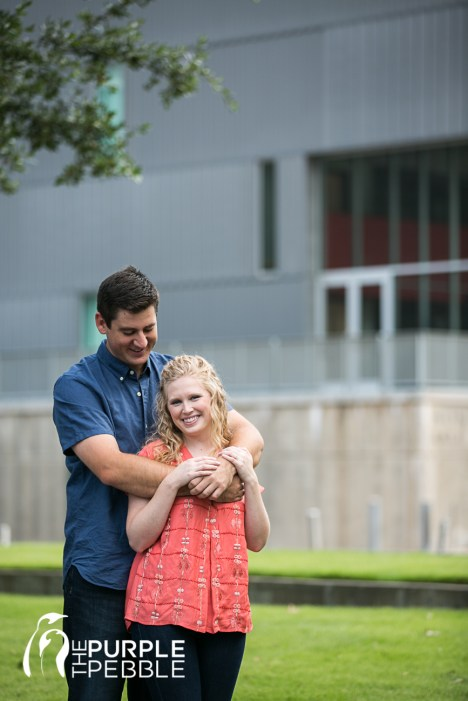 Downtown Dallas Outdoor Engagements