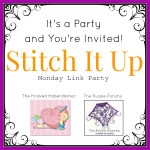Stitch It Up Link Party #1