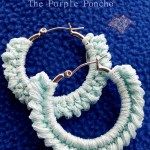 Sparkle Hoop Earring Pattern