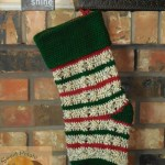 Christmas Carols Stocking