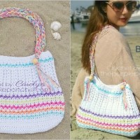 Beach Day Tote Bag - Free Crochet Pattern