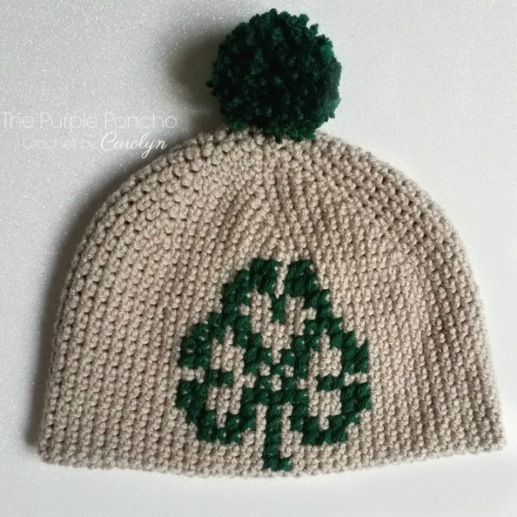 Free Crochet Pattern For Beanie Choice Image Knitting Patterns
