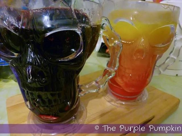 Halloween Beverages
