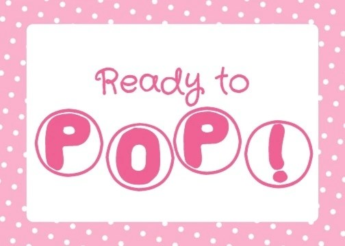 Ready To Pop Popcorn Labels