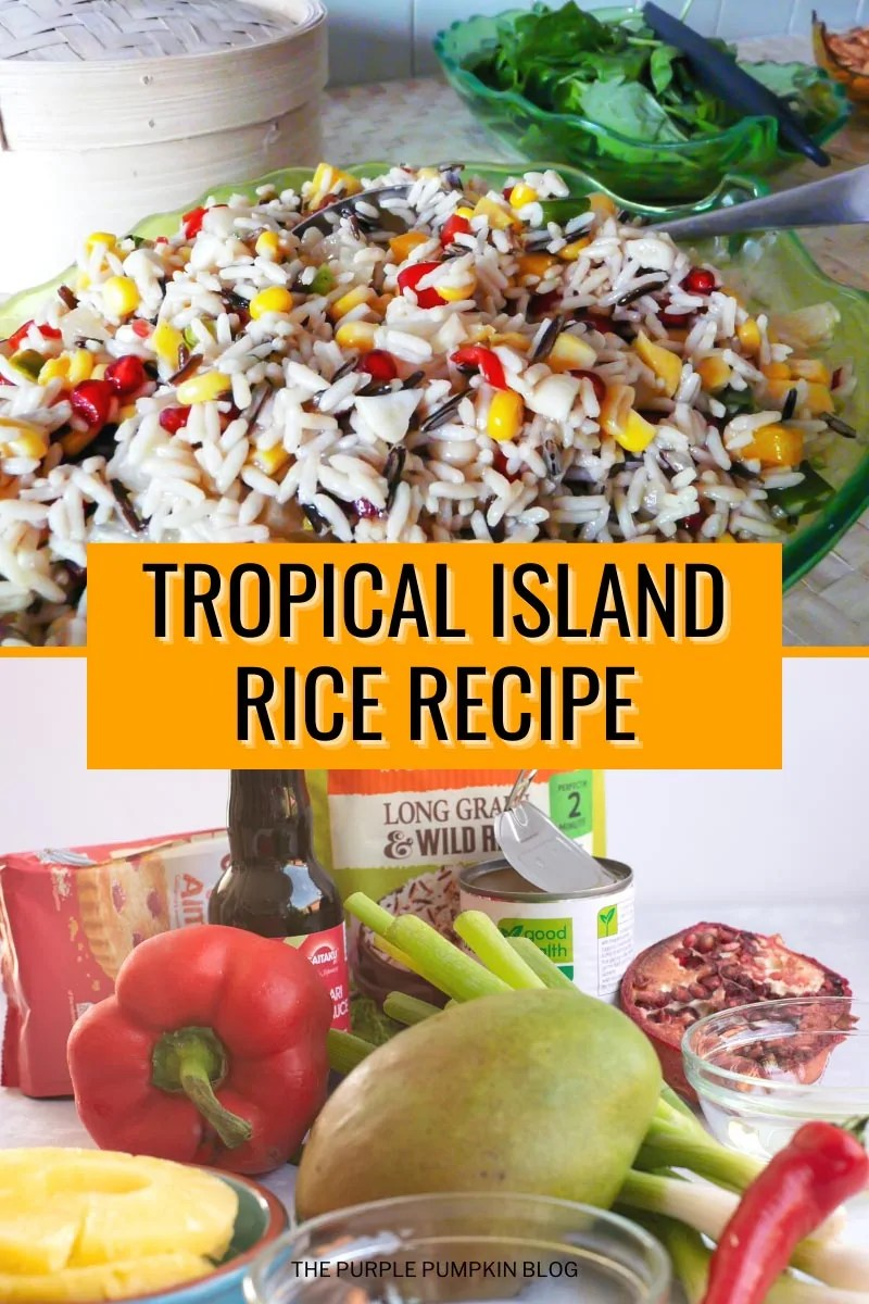 Tropical Island Rice Recipe