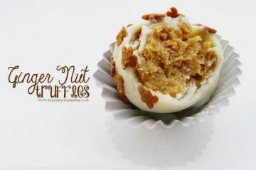 Ginger Nut Truffles