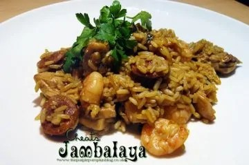 Cheats Jambalaya