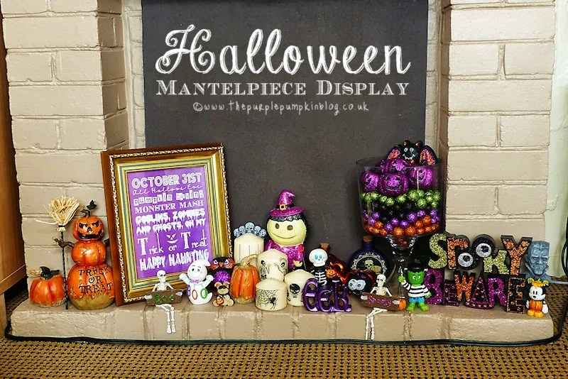 halloween-mantelpiece-display1