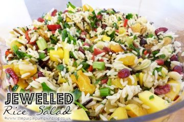 Jewelled Rice Salad