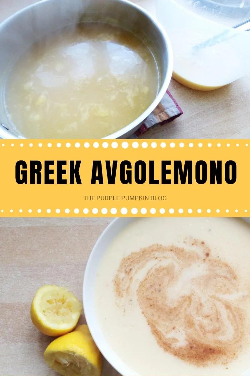 Greek Avgolemono
