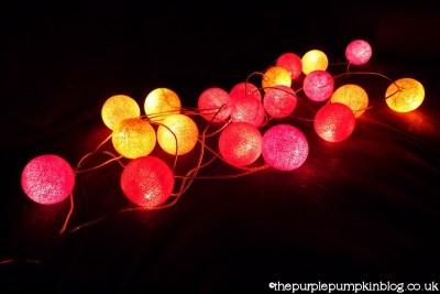 Cable & Cotton Lights