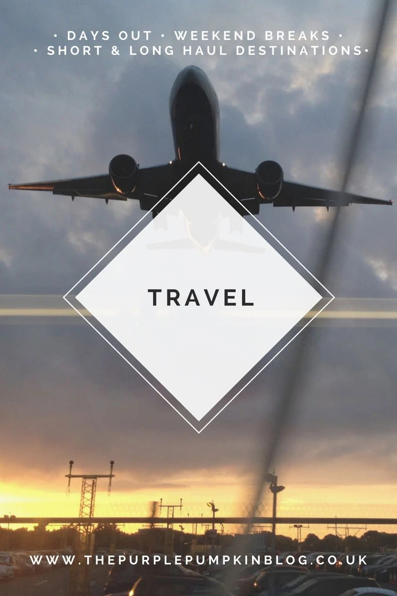 Travel - Days Out, Weekends Away, Short & Long Haul Trip Reports