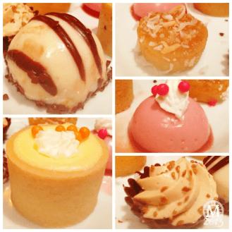 Desserts at Boma