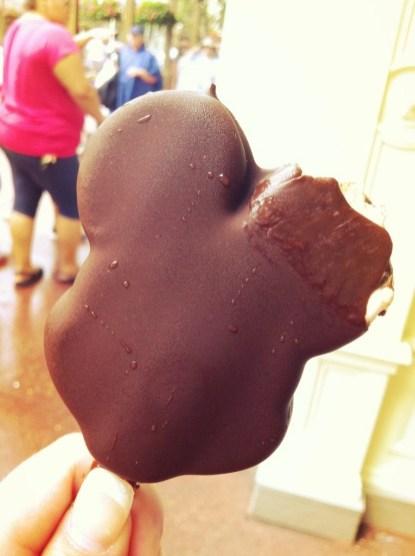Mickey Premium Bar at Magic Kingdom