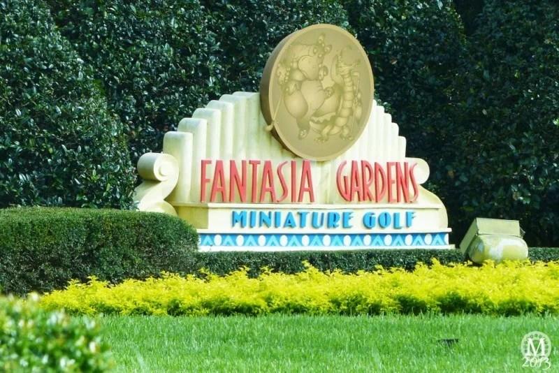 Fantasia Gardens #100DaysOfDisney