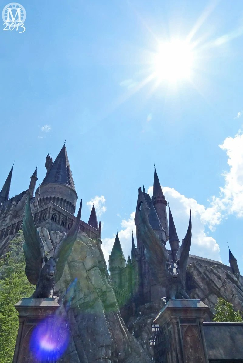 Hogwarts at Universal's Islands of Adventure