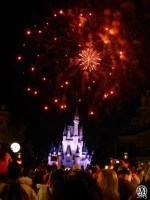 Magic Kingdom Wishes Fireworks 2013